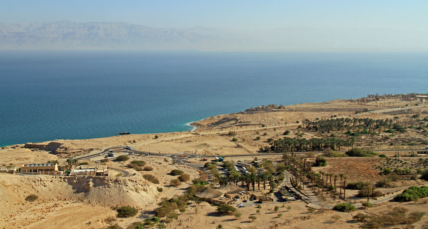 An Exploding Meteor May Have Wiped Out Ancient Dead Sea Communities