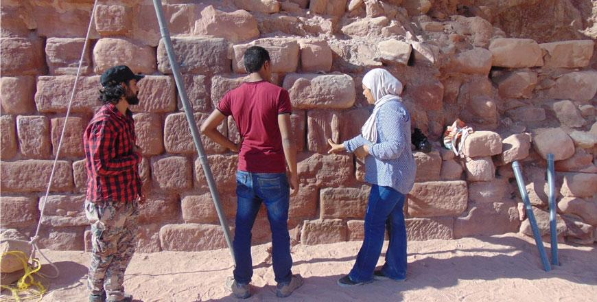 Local NGO Builds Programme to Train Jordanians in Archaeology