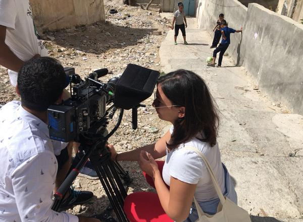 Jordanian Filmmaker on Using her Lens to Trigger Change