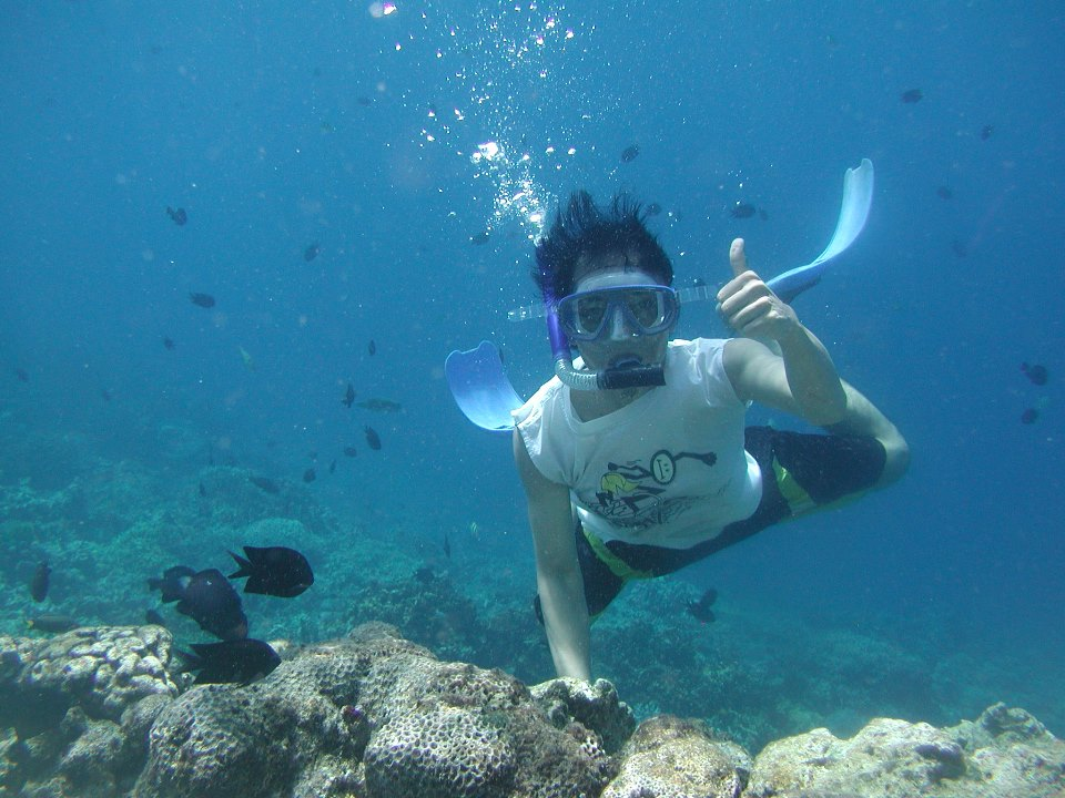 Snorkeling Red Sea Aqaba