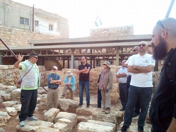 The Activation of Madaba Archaeological Museum