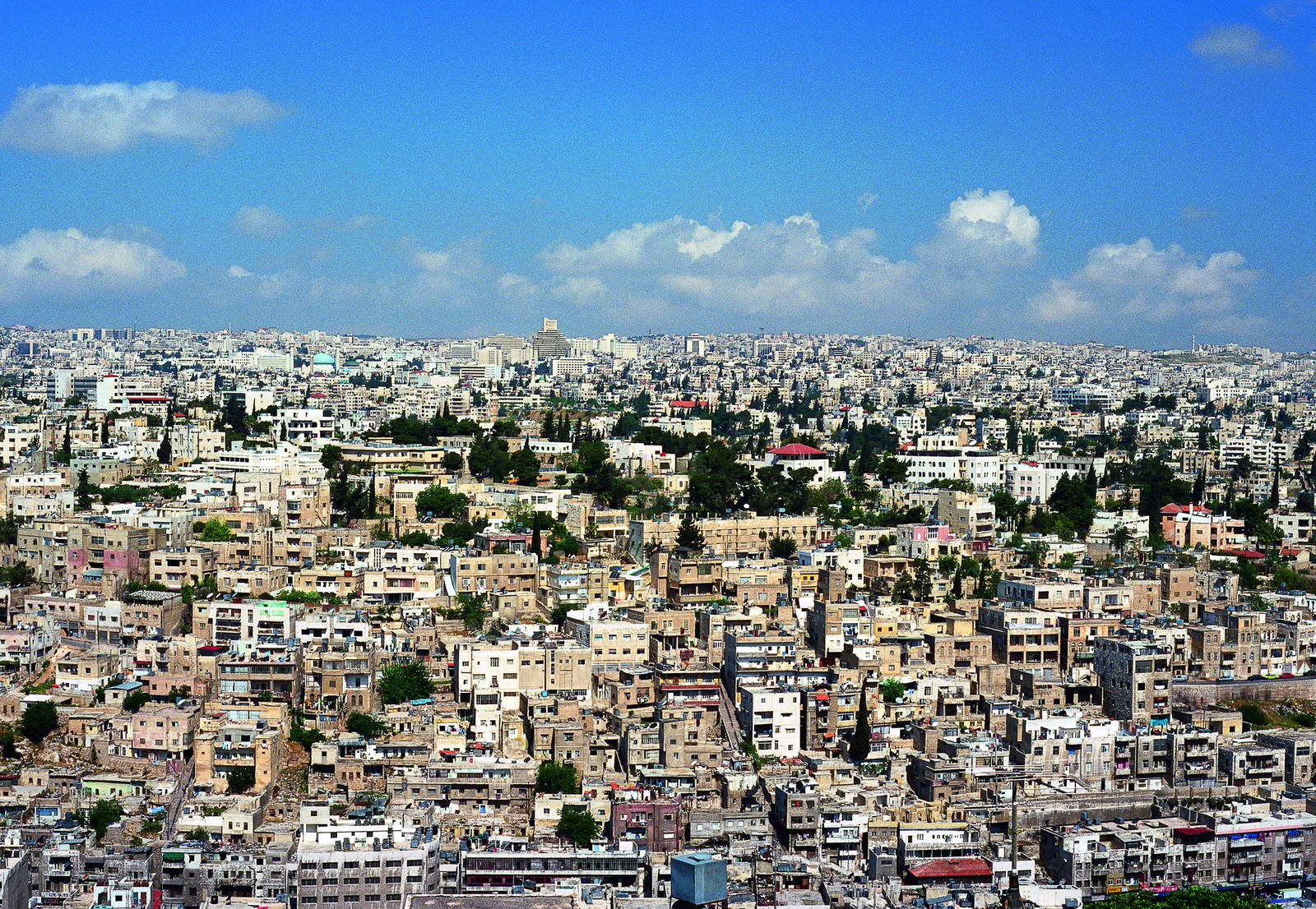 Amman Launches Green City Action Plan, Becoming First in Region to Do So